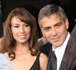 George Clooney had the right idea when he dated a waitress. That could just be the way to end poverty.