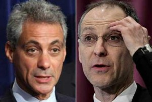 Rahm and Ezekiel Emanuel (Photo: exposeobama.com)