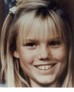 Jaycee Lee Dugard pictures | Before the abduction (Photo: find-missing-children.org)