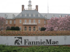 In the recent subprime mortgage crisis Fannie Mae and her good friend Freddie Mac were placed in conservatorship by the US Treasury.
