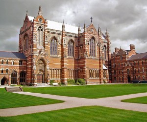 Keble College, a constituent college of the University of Oxford