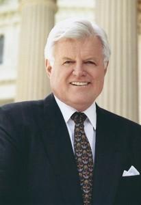Senator Edward M. Kennedy of Massachusetts (Photo: commons.wikimedia.org)