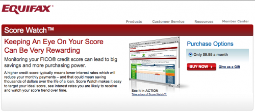 Monitor Your FICO Score with Score Watch