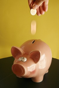 Saving money is not as easy as it looks. Image from flikr.com