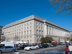 IRS building. Image from Flikr.com.