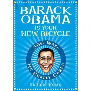 I do believe the guy who wrote this book, Mathew Honan, created Joe Wilson is Your Pre-Existing Condition. Image from Amazon.com.