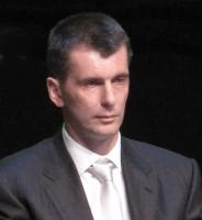 Mikhail Prokhorov image from Wikimedia.
