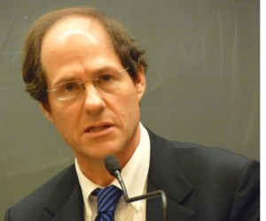 Cass Sunstein, the man who would replace Van Jones and could have been the Office of Information and Regulatory Affairs if Republican senators had listened to all the information. (Photo: commons.wikimedia.org)