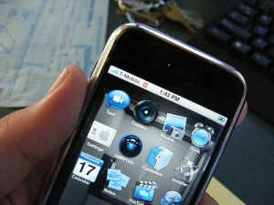 Hacking into others' phones? Yep, unfortunately, there's an app for that. Image from Flickr.