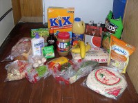 You can save money on groceries by switching from name brands to store brands. Image from Flikr.