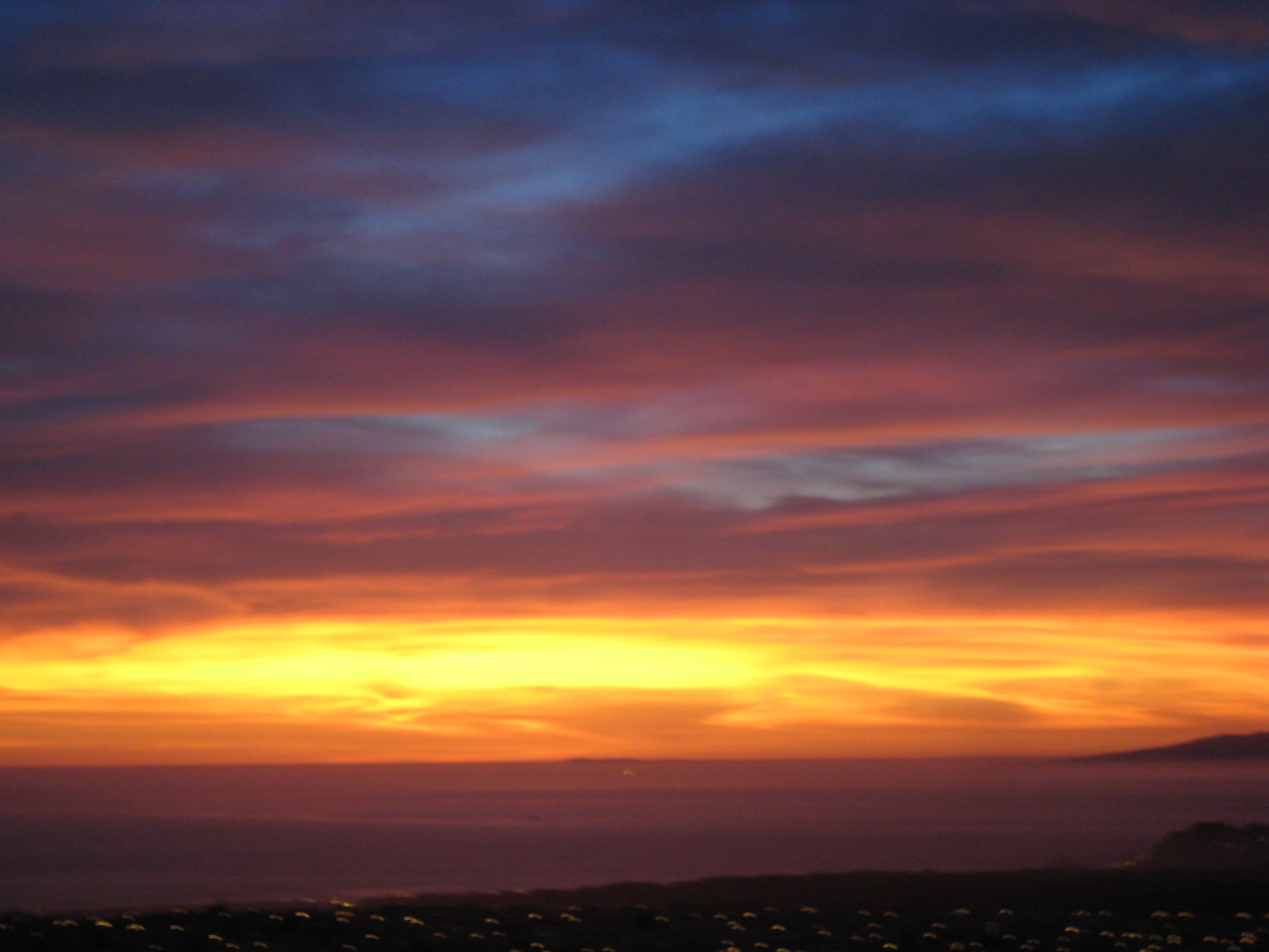 Your sunset years are ahead.  Start planning now! (Photo: wikimedia.org)