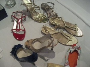 What happens when shopping is a compulsion instead of a hobby? Image from www.designmom.com.
