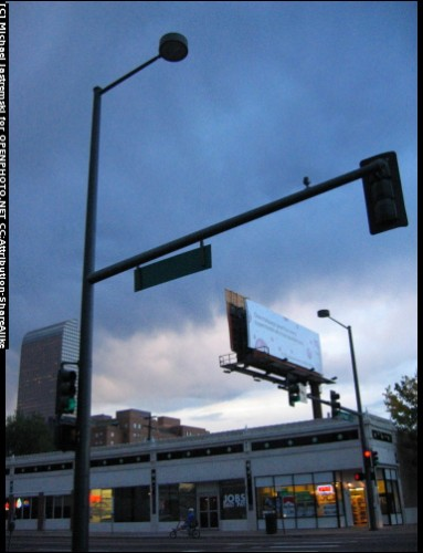 Billboards may become a thing of the past (photo by openphoto.net)