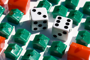 Feel like the government is rolling the dice when it comes to debt relief? Don't forget how much must be factored in! (Photo: flickr.com)
