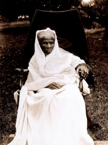Harriet Tubman was a conductor on the Underground Railroad. Did I mention I was trapped there once, and that a quick payday loan busted me out? (Photo: wikipedia.org)