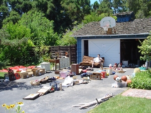 He didn't put his sale on Craigslist, so Yard Sale Treasure Map users can't find him. (Photo: wikipedia.org)