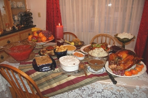 Debt relief is possible, even if you have to plan a Thanksgiving meal. (Photo: Wikipedia.org)