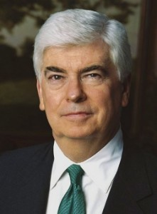 Senator. Chris Dodd (Photo: Wikipedia.org)
