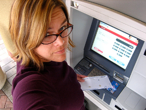 Have you had it up to here with your bank's overdraft protection schemes? You aren't alone, according to the Center for Responsible Lending. (Photo: flickr.com)