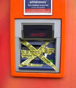 This should be considered a deadly weapon, in light of banks' runaway abuse of overdraft fee policies. (Photo: flickr.com)