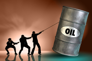 Oil prices are down currently, saving developing countries from having to borrow money.