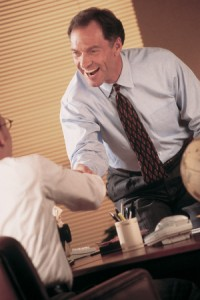 Visualize success with your next job interview. Here are some tips for sealing the deal.