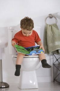 I find that this method helps, too. But I don't personally need the 3 day potty training method – nope, not me!