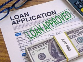 Small Payday Loan Application