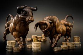 Stocks in bull market