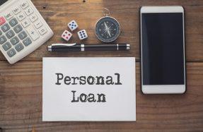 Personal loans paperwork