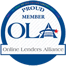 Personal Money Store is proud to be a member of the Online Lenders Alliance